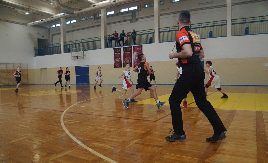 U 13: dwa mecze z Wrocławianami