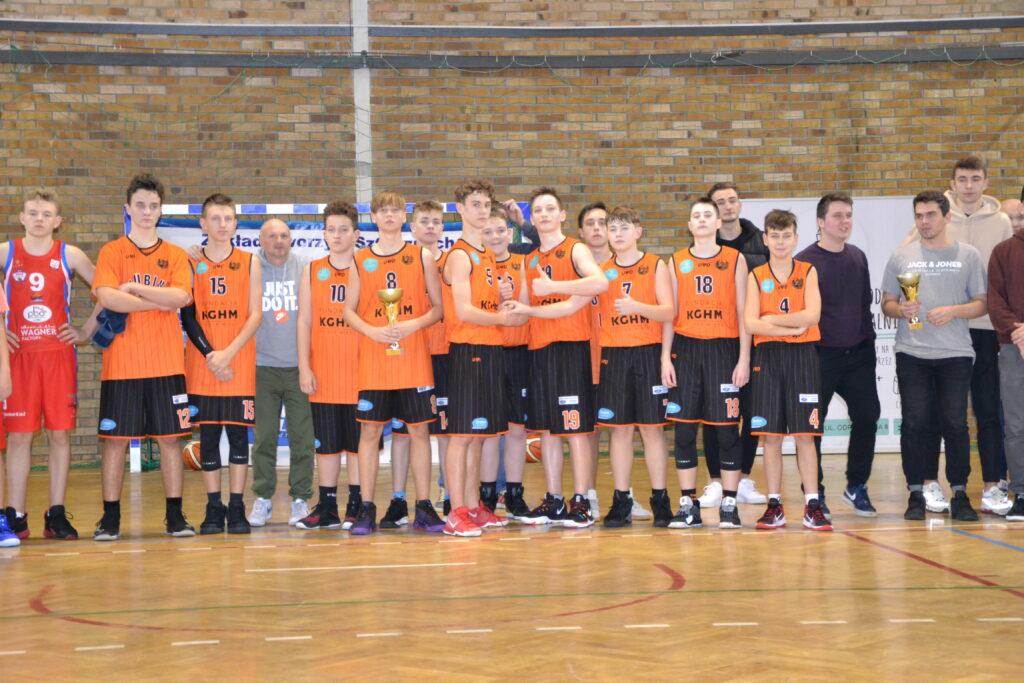Zimowy Turniej Koszykówki Młodzieżowej. Pierwsze miejsce dla Nowej Soli