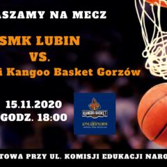Mecz z Onlajnersi Kangoo Basket Gorzów przeniesiony!