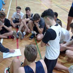 Z wizytą na treningu juniorów SMK