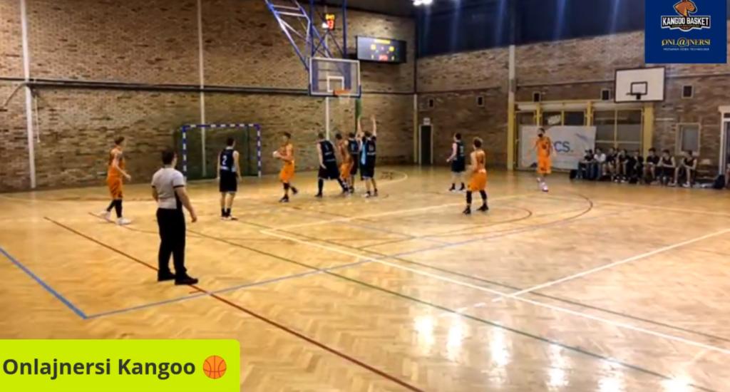 Zwyciężamy z Onlajnersami Kangoo Basket Gorzów!