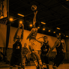 SMK Lubin vs. KS Basket Legnica